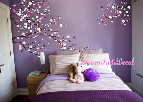 Wall Decal for living room, Wall Decals Nursery, Wall ...