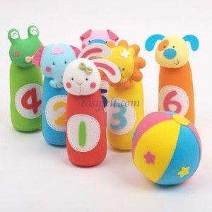 **Coisinhas Fofas**: Brinquedos pedagógicos para berçário