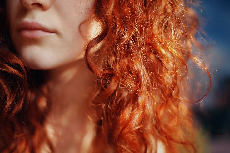Spring sun by LilithBlueberry lilithberry:  to be a redhead? priceless!!!