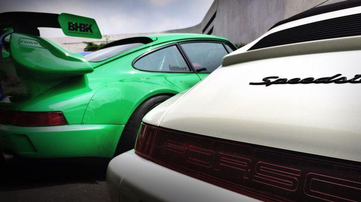 964 | RWB vs Speedster