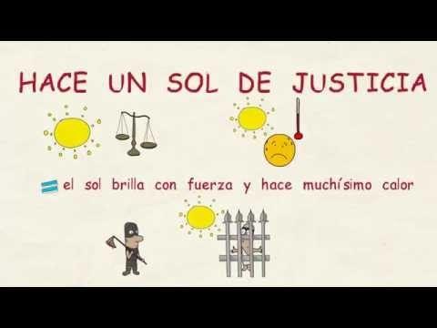 Aprender español: Expresiones meteorológicas (nivel avanzado) - YouTube