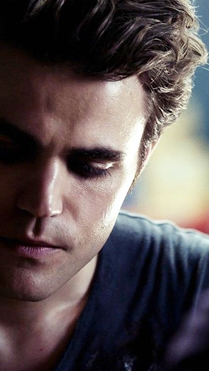 paul wesley - stefan salvatore - vampire diaries