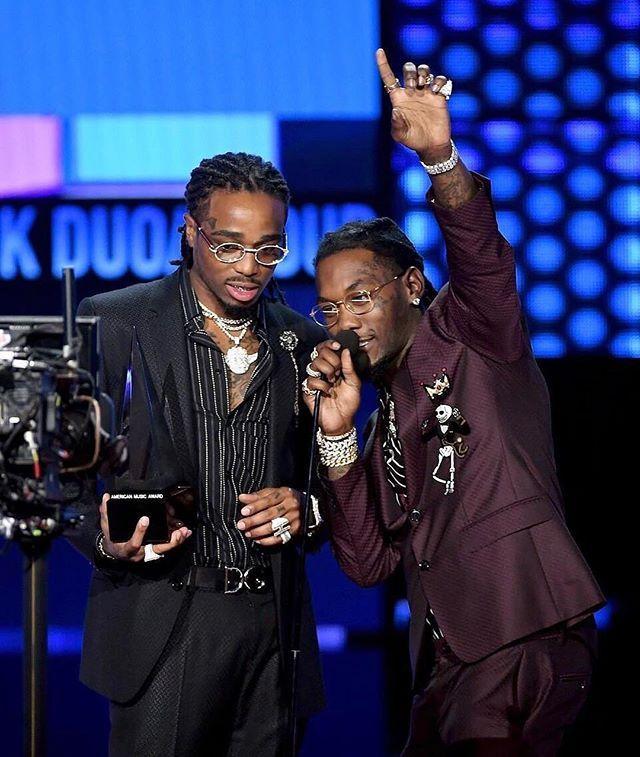 The Three Amigos Migos American Music Awards Hip Hop