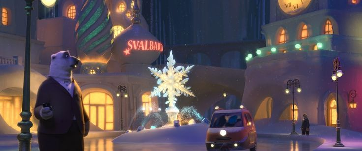 The Art of Zootopia: Color Keys Collection
