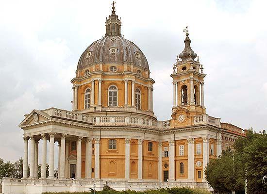 Basilica Superga - Turin
