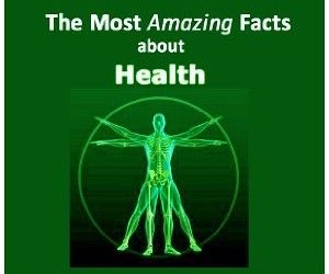 20 Amazing Facts about Health and Your Lifestyle,Hello Guys.. Here We comes up with 20 Amazing Facts about Health and Your Life.I have a question for you,Do you know about your Health
