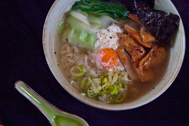 Finalmente!  Il classicone della cucina giapponese finalmente riproposto!  Riproposto perche' gia' nel 2010 avevo pubblicato la ricetta...
