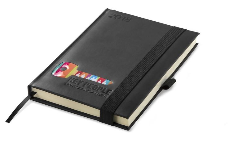 2018 DIARIES Best Branding diary specialists. Wide variety of Diaries available. Personalised diaries, photo diaries, etc.  Advantage A5 Diary DIARY-006 Available in Black, Grey and navy. PU • 21.3 ( l ) x 14.7 ( w ) x 2.4 ( h ) • 336 pages Features: • Personal Information Page • Emergency Contact Numbers • Calendars- 2017 / 2018 / 2019 • Southern African Public Holidays 2018 • Environmental Calendar and Religious Holy Days • Academic Calendar • International Information (Country, Capital…