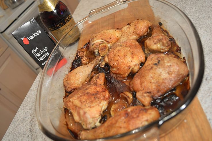 Web chef, Kimberly Turner, from http://CookingWithKimberly.com shares with you How to Roast Haskap & Lady Apple Brandied Chicken! * Recipe & Blog Post: http:...