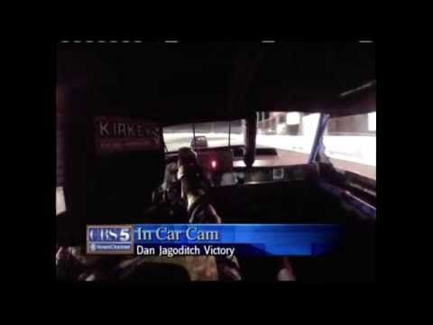 CBS Channel 5 News 5.27.2014- Graham Hunter Reporting