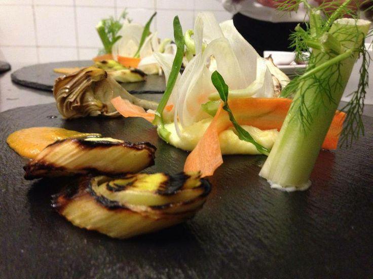 Crudo e cotto di verdure