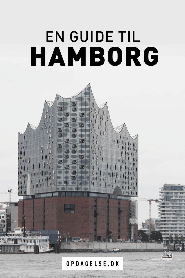 En guide til Hamborg - Opdagelse.dk