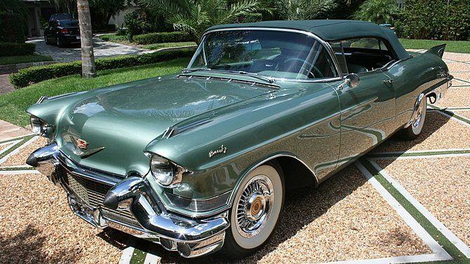 1957 Cadillac Eldorado Biarritz Cabrio