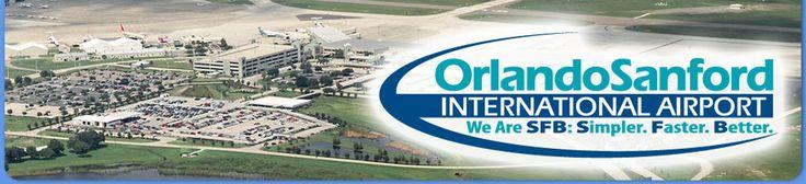 Orlando Sanford International Airport - Parking Information