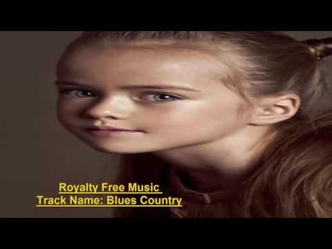 Royalty Free Music - Blues Country
