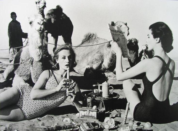 William Klein '58 Maroc
