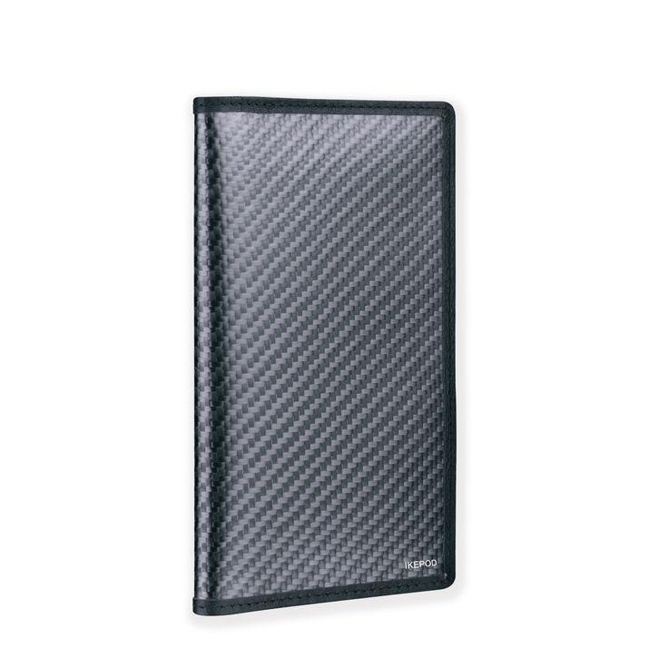10 Checkbook Cover _ Carbon Fiber
