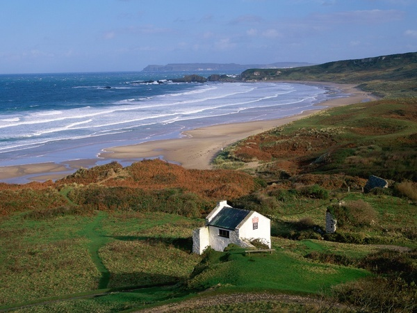 Ireland, Ireland, Ireland..........