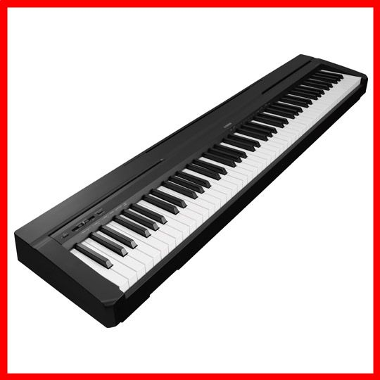 Yamaha P35B is a compact digital portable piano with slim design and simple functions. With Yamaha's Graded Hammer Standard keybed, P35B puts the sound and feel of a real acoustic grand piano in a school concert or band performance. This is great value at $499. This price gets even better as there is special pricing available for schools and students. #yamaha #P35B #stage #piano http://www.musiclab.com.au/product-info/yamaha-p35b-88-key-digital-piano-black/