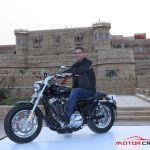 Harley Davidson Introduces 2016 Sportster 1200 Custom @INR 8.90 Lakhs