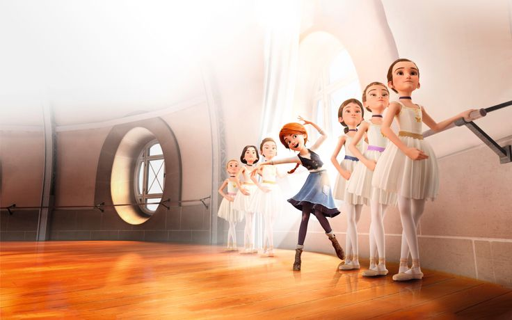 Ballerina 4K - This HD  wallpaper is based on Leap! N/A. It released on N/A and starring Elle Fanning, Dane DeHaan, Maddie Ziegler, Carly Rae Jepsen. The storyline of this Animation, Adventure, Family, Musical N/A is about: An orphan girl dreams of becoming a ballerina and flees her rural Brittany for Paris,... - http://muviwallpapers.com/ballerina-4k.html #4K, #Ballerina #Movies