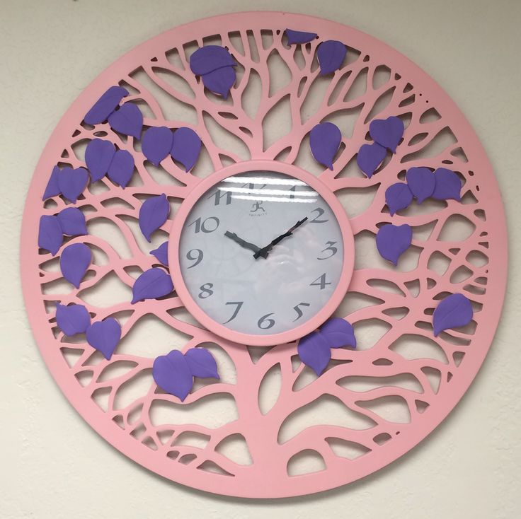 The Infinity Instruments Red Oak is completely re-imagined here. Pink and Purple perfect for a little girl's room.