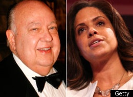 Roger Ailes made a jaw-dropping comment about CNN's Soledad O'Brien during a college lecture on Thursday night.