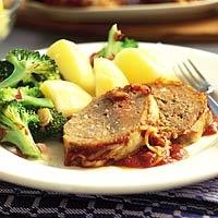 Recept - Ovengehakt met broccoli - Allerhande
