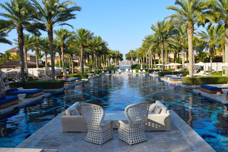 To 10 most interesting hotels in Dubai
