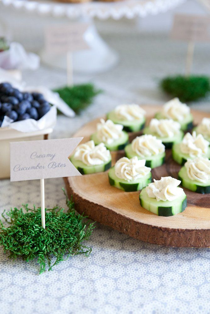 Cucumber Bites by Annie's Eats | Featured on The TomKat Studio
