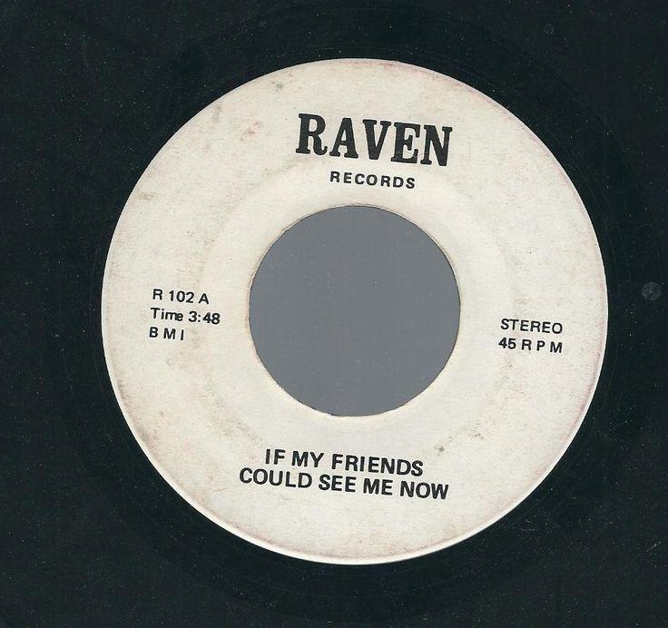 RAVEN RECORDS Unknown Artist RARE Garage Jazz/Psych **T O P S Y** VG++ 45 Vinyl #JazzFunkFusion