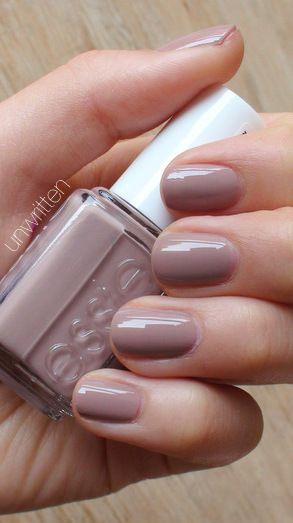 Essie Lady Like #essie @Essie Martin Martin Martin My favorite nude-ish pink polish