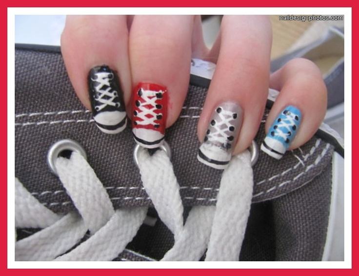 nail art designs 2012 for short nails - love these!!!