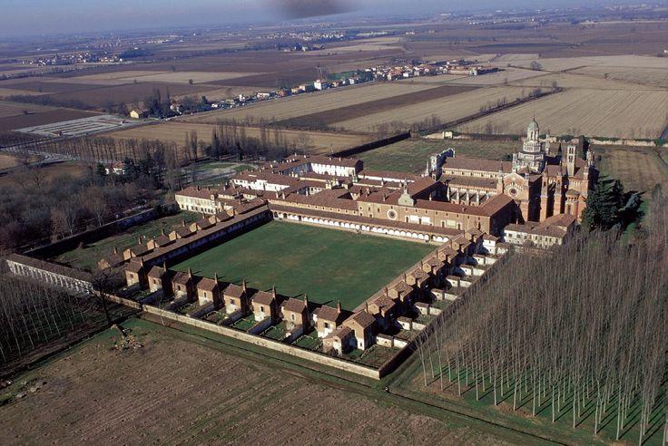 cartuxa de Pavia