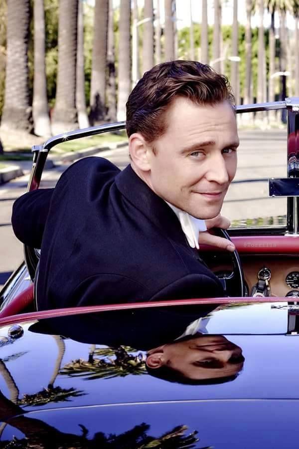 Tom Hiddleston for Vanity Fair