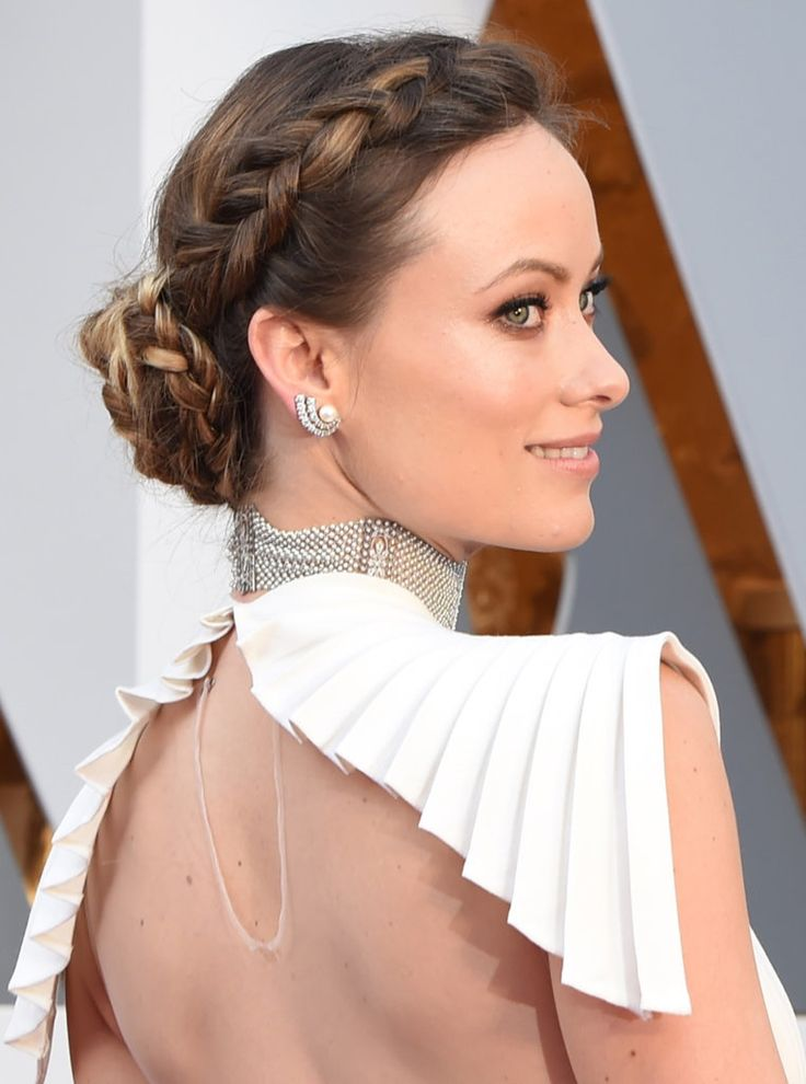 Wedding Hairstyles: Updos Inspired by the Red Carpet