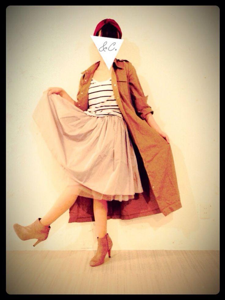 cno(CNOCNO0@insta)さんのスカート「titivate 」を使ったコーディネート
