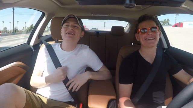 Watch Sean and Tyler rockin' to their all time favorite song, Michael Jackson's The Way You Make Me Feel in American Sign Language!