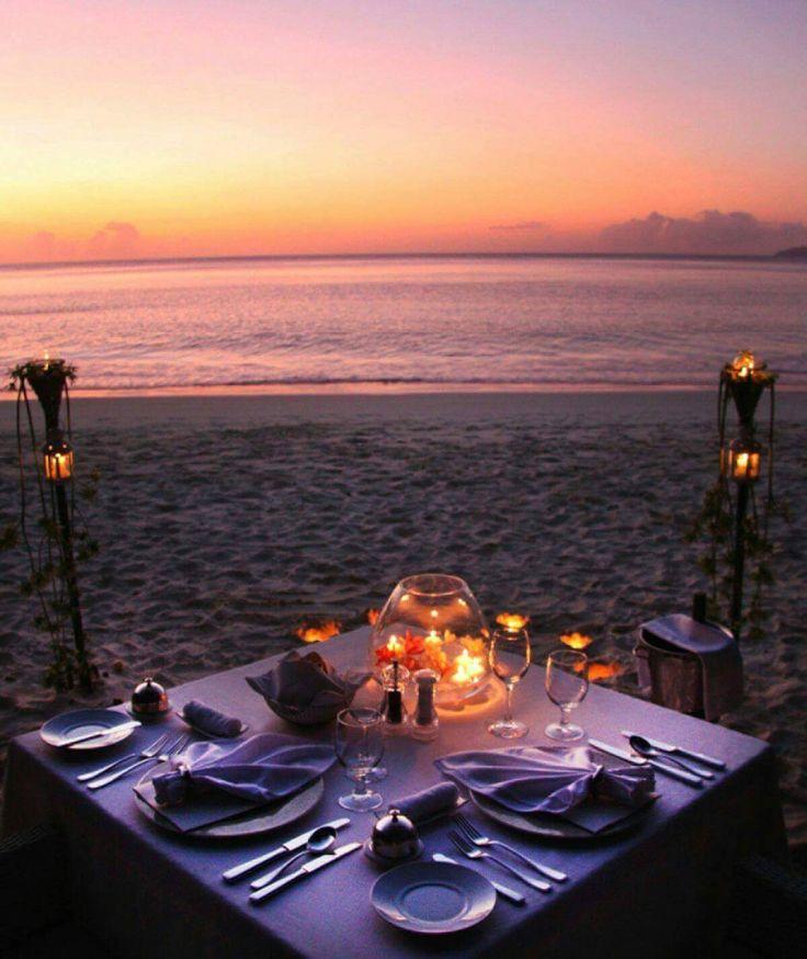 Романтическая вечер картинки