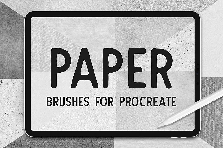Paper Texture Brushes For Procreate In 2020 Paper Texture Free