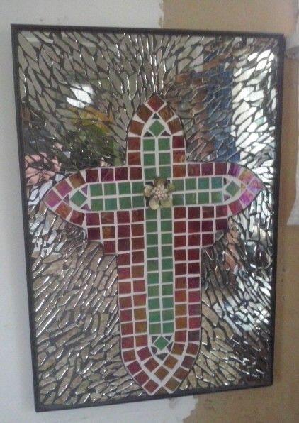 Mosaic by Jan Mcleod NZ