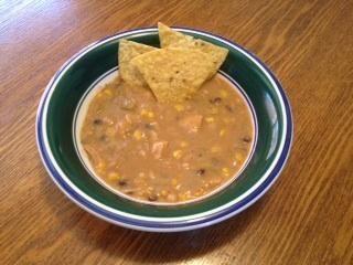 Copycat Chickfila Chicken tortilla soup Actually made this, so good