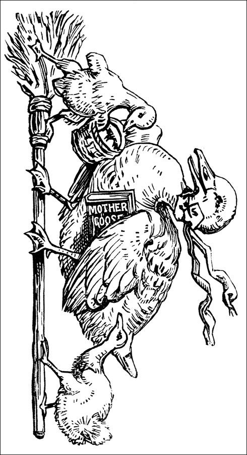 Duck Coloring Pages   Image 5 From My Personal Collection For You To Use In  Your Art Work.