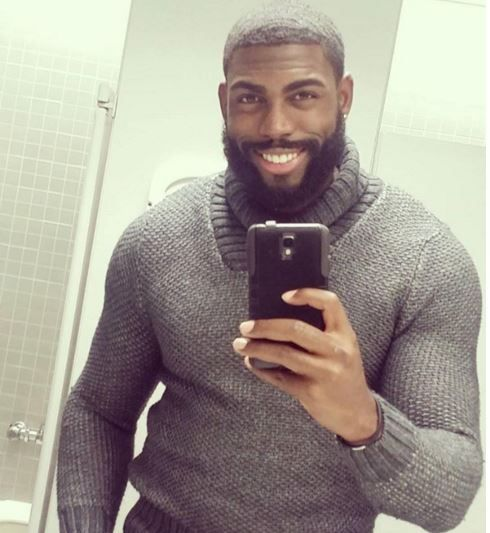 @blackmenwithbeards is quite the Instagram account, check out 9 men with beards we are crushing on for #MCM