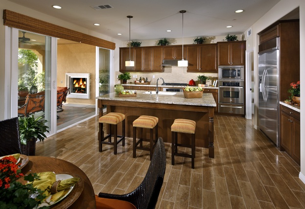 Happy Kitchen At Presidio By Standard Pacific Homes