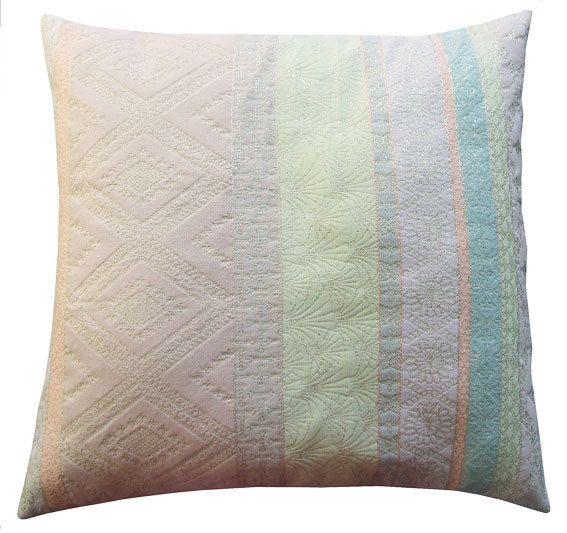Unique Pillow case cover by halletextiledesign on Etsy