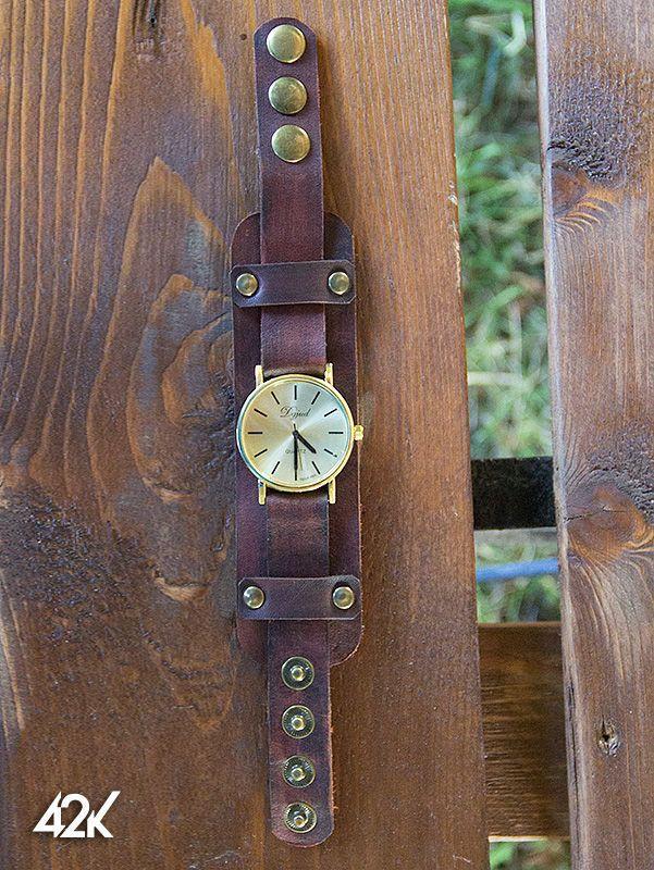Купить Ремешки для часов, браслеты для часов - коричневый, черный, рыжий, желтый, ремешок для часов