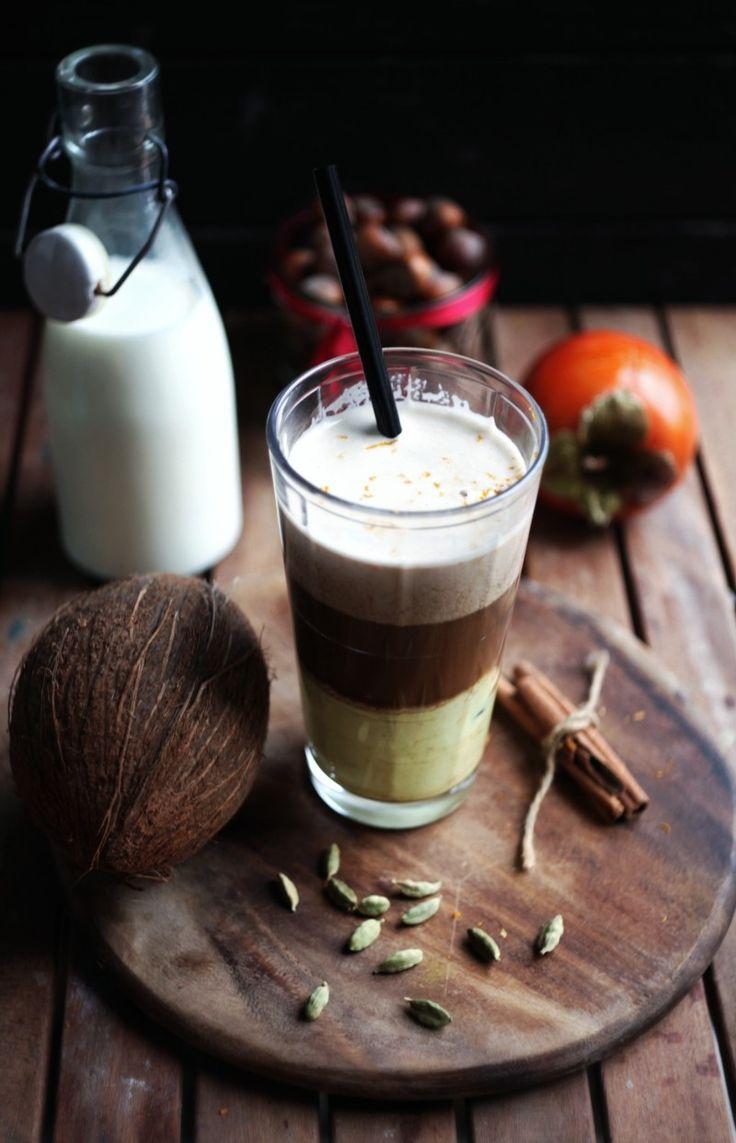 Jaglane Latte! & Kawa według 5 Przemian!