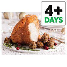 Tesco Turkey Crown Medium 2-3.49kg Serves 6-10