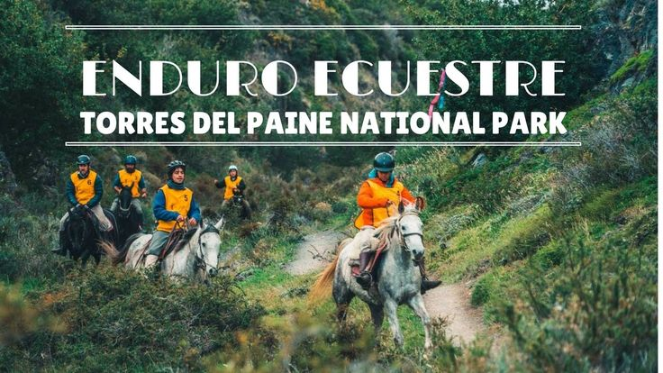 Enduro Ecuestre, Annual Horseback Riding Competition at the Hotel Las To...